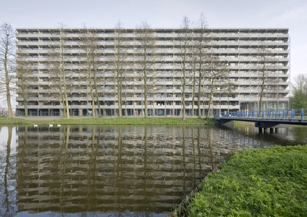 Los mejores edificios europeos se exponen en Viena