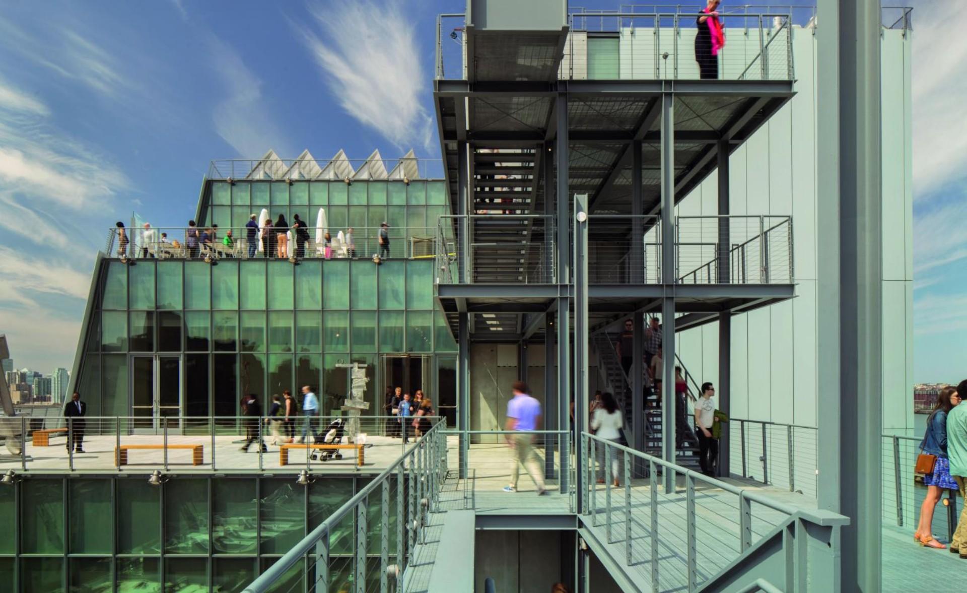 Exposición Renzo Piano: The Art of Making Buildings