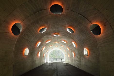 Dominique Perrault Architecture y MAD en la Trienal de Echigo-Tsumari