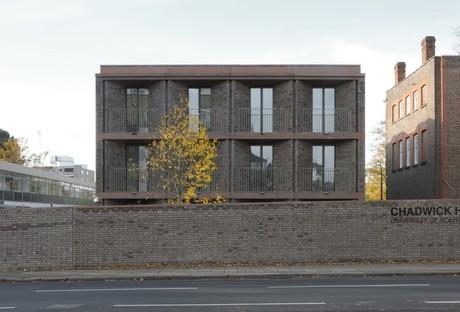 Henley Halebrown, Chadwick Hall, Londres