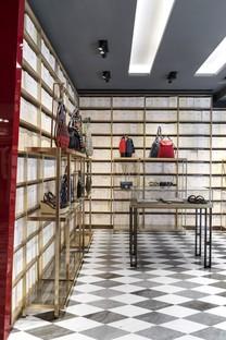 Vudafieri-Saverino Partners, Boutiques de arquitectura y moda en Madrid y Bruselas