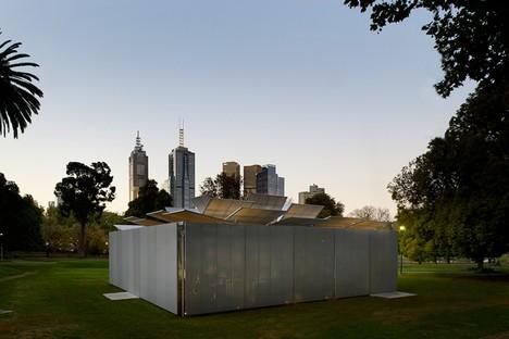 Quinta edición del MPavilion de la Naomi Milgrom Foundation, Melbourne