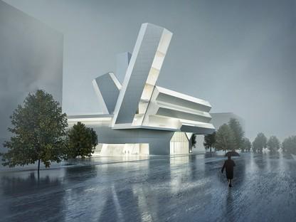 Steven Holl Architects, Future Campus del University College Dublin