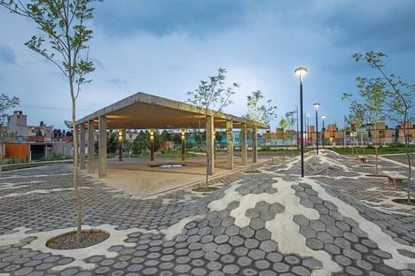Dos proyectos urbanos de Francisco Pardo Arquitecto en México