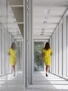 KAAN Architecten ISMO Institut des Sciences Moléculaires d'Orsay París