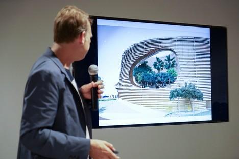 WORKac Beirut Museum of Art un museo abierto para Beirut