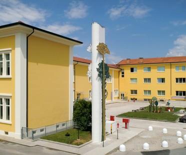 Fiandre y Zanutta SpA con la Scuola Mosaicisti del Friuli