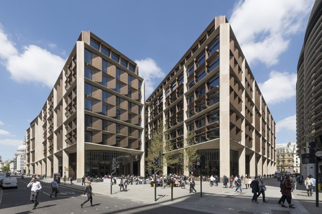 RIBA Stirling Prize 2018 a Bloomberg de Foster + Partners