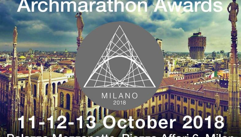 MVRDV y Francisco Pardo ganan los ARCHMARATHON Awards 2018