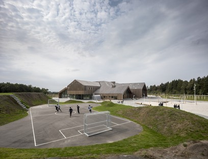 C.F. Møller Architects The Heart en Ikast Dinamarca