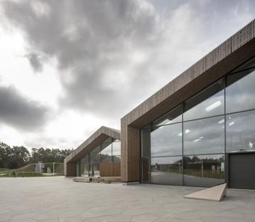 C.F. Møller Architects The Heart en Ikast Dinamarca