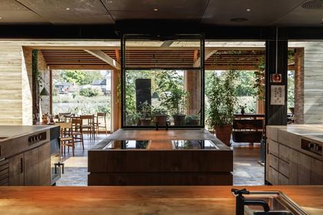 BIG Bjarke Ingels Group proyecta una aldea restaurante