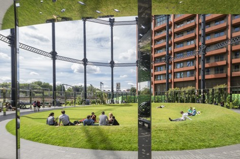RIBA Client of the Year 2018 a Argent por King's Cross Londres