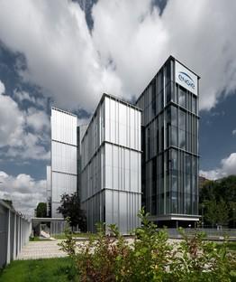 PARK Associati Engie Headquarters repensar un edificio en la Bicocca