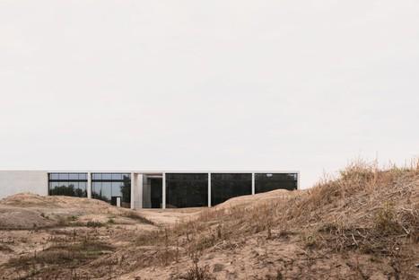 KAAN Architecten Crematorio Siesegem en Aalst Bélgica