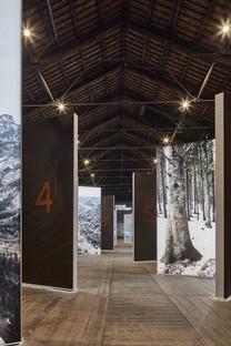 El futuro de 'Arcipelago Italia - Mario Cucinella Pabellón Italia en la Bienal de Arquitectura 2018