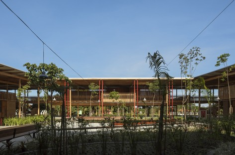 RIBA International Prize 2018 al Children Village estudios Aleph Zero y Rosenbaum