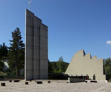 La larga historia de la iglesia de Alvar Aalto en Riola