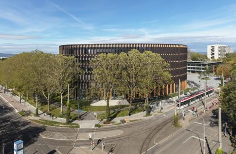 Ingenhoven Architects Freiburg Town Hall Friburgo