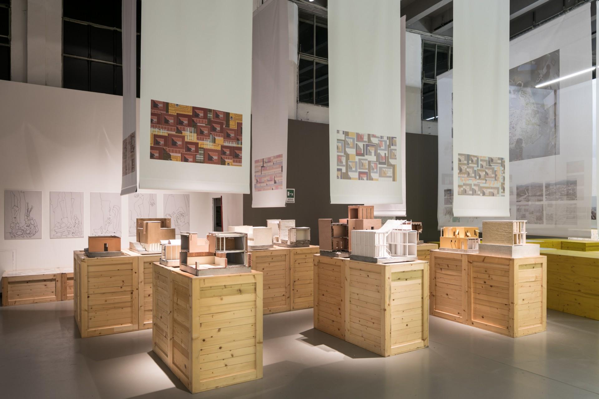 exposiciones Arquitectura Reconstruccion y Patrimonio Construido en la Trienal de Milan | Floornature