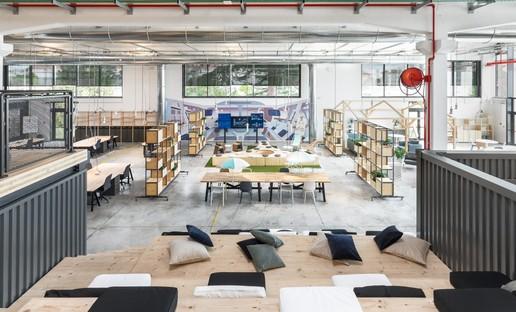 DEGW de Lombardini22 firma la Innovation Factory Electrolux