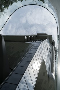 Terminada The Scotts Tower de UNStudio en Singapur