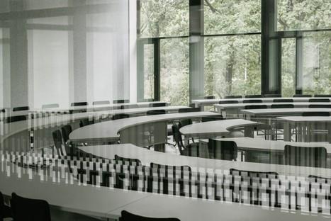 KAAN Architecten firma CUBE para la Universidad de Tilburg
