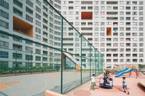MVRDV Future Towers - Amanora Park Town Pune India