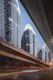 Está en marcha la finalización del Nanjing Zendai Himalayas Center de MAD Architects
