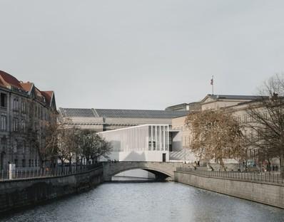 David Chipperfield Architects James Simon Galerie Berlín