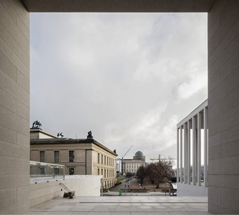 David Chipperfield Architects James Simon Galerie Berlín