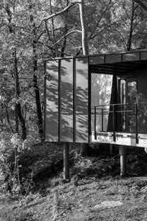 Arquitectura y naturaleza como tratamiento, Snøhetta proyecta los Outdoor Care Retreats