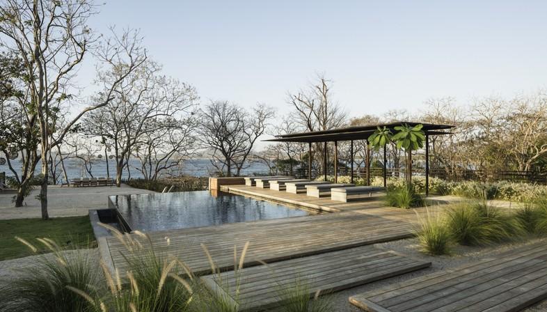 OsArquitectura Villa Morabeza en Playa Tamarindo, en Costa Rica