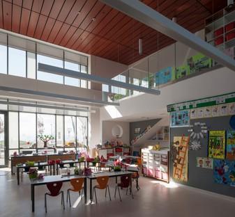 FXCollaborative: ampliación y cafetería de la Bilkent Erzurum Laboratory School Turquía
