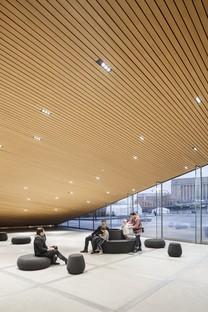 ALA Architects Helsinki Central Library Oodi y las Obras arquitectónicas para la cultura en Finlandia