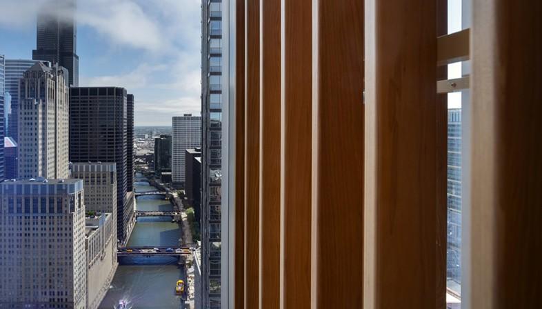 Alvisi Kirimoto interiorismo para oficinas en Chicago