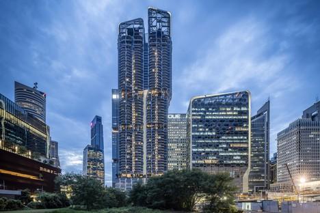 UNStudio V on Shenton, Singapur