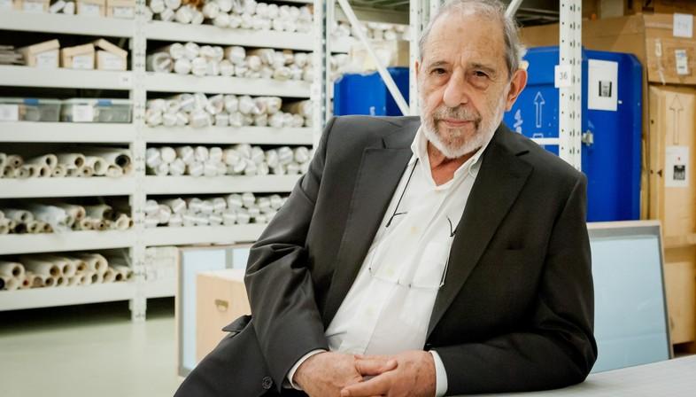 Los archivos del arquitecto Álvaro Siza en línea