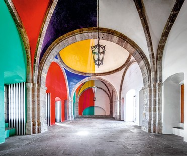 600 años de historia de la arquitectura mexicana en las fotografías de Candida Höfer