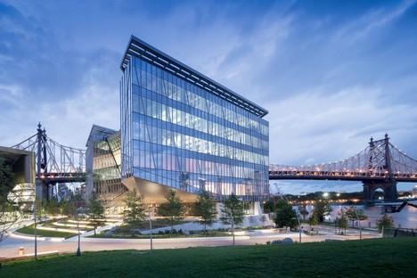 WEISS/MANFREDI Cornell Tech Tata Innovation Center Nueva York