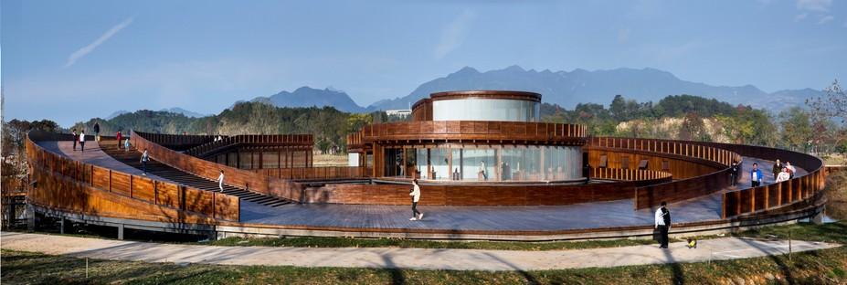 Exposición Rural Moves – The Songyang Story en el Architekturzentrum de Viena