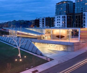 Weiss Manfredi Olympic Sculpture Park Seattle
