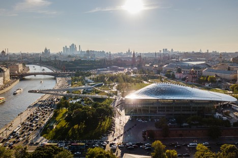 MIPIM Awards Premio Especial del Jurado Park Zaryadye en Moscú