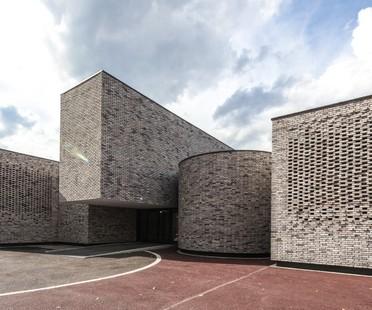 OPUS 5 Architectes Elancourt Music School