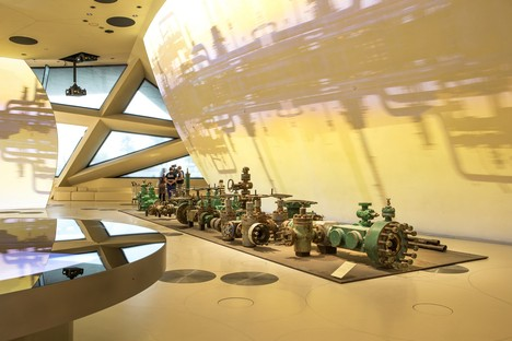 Jean Nouvel The Desert Rose National Museum of Qatar