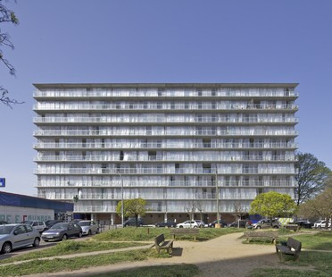 Transformation of 530 dwellings Grand Parc Bordeaux gana el EU Mies Award