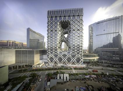 Los mejores rascacielos de 2019 según el CTBUH