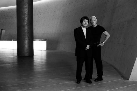 Exposición Tadao Ando The Challenge Armani/Silos Milán
