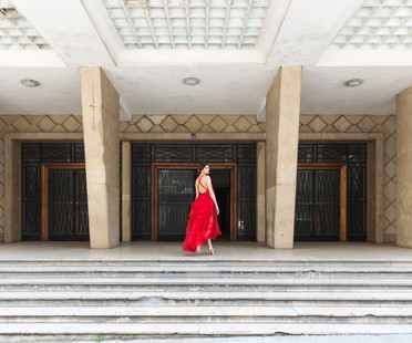 Immeuble de l'Union, Karim Nader reforma un edificio moderno en Beirut
