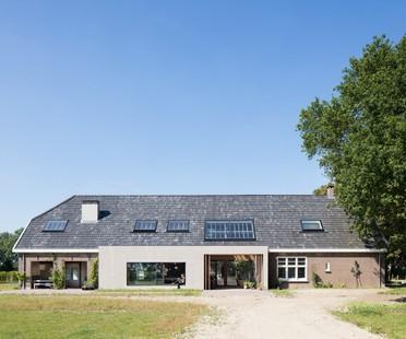 ZECC Architecten Granja y Taller en Utrecht